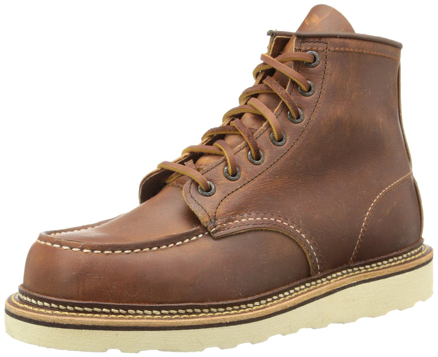 "Red Wing Heritage 1907 Moc 6"" Boot"