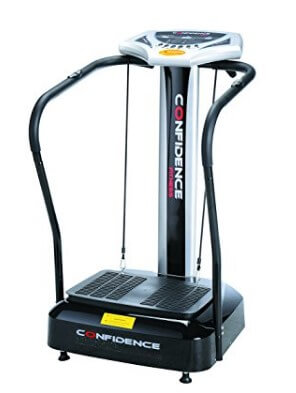 Confidence Fitness Slim Vibration Platform Machine