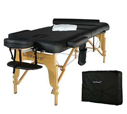 Best Massage Premium All Inclusive Portable Massage Table