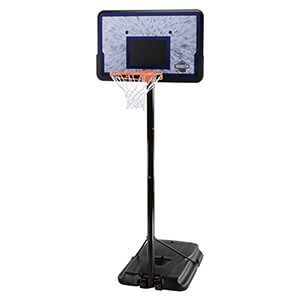 Lifetime 1221 Pro Court Height Basketball System