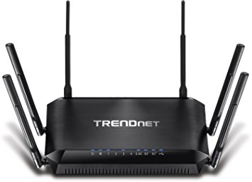 TRENDnet AC3200 Tri Band Wireless Router