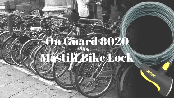 On Guard 8020 Mastiff Bike Lock