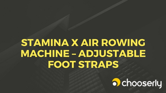 Stamina X Air Rowing Machine Review