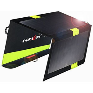 X-DRAGON High Efficency 20W Solar Panel Charger