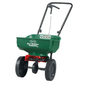 Scotts Turf Builder EdgeGuard Mini Spreader