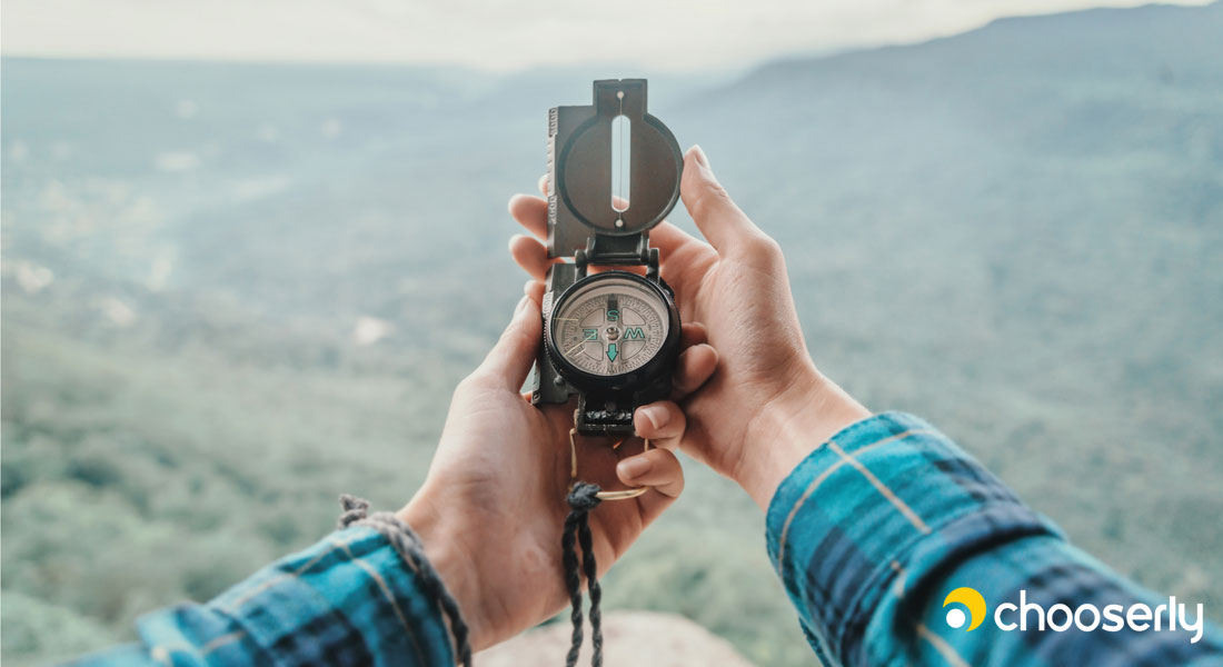 10 Best Compass For Hiking In 2018 Never Be Misguided