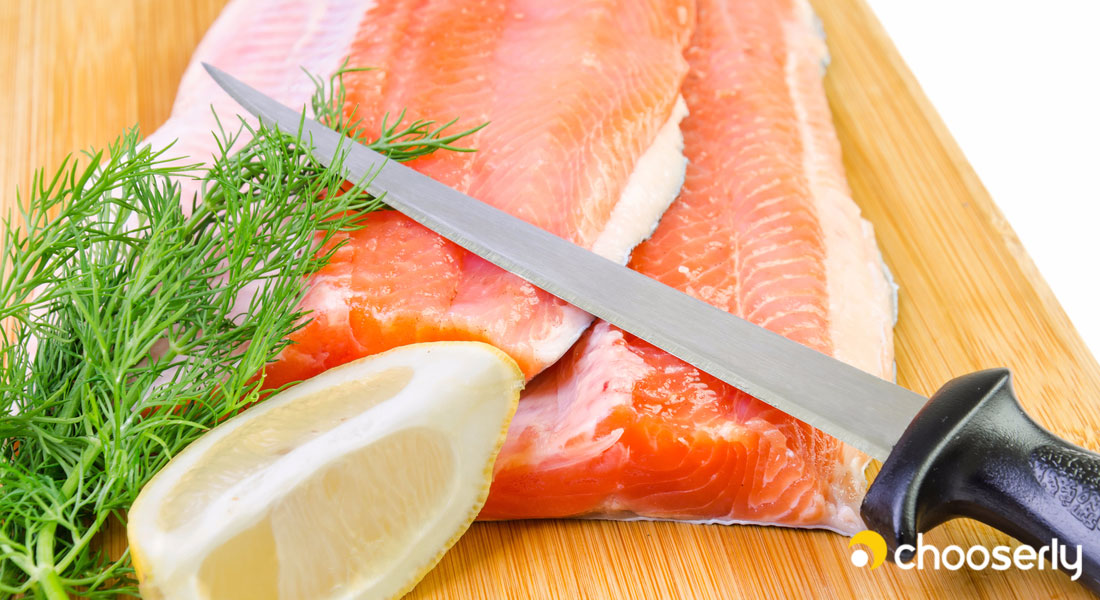 Best fish fillet knife for the money in 2017 reviews for Healthiest fish to eat 2017
