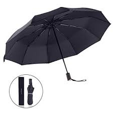 Bodyguard Innovation 10 Fibreglass Ribs Travel Umbrella