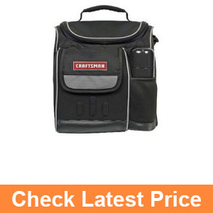 Craftsman Work Cooler with Logo Stainless Steel Insulated Bottle