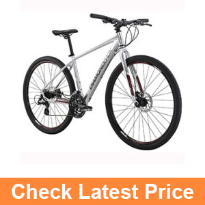 Diamond Bicycles 2016 Trace Dual Sport Bike