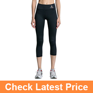 Dynamic Athletica Women Compression Capri Pants