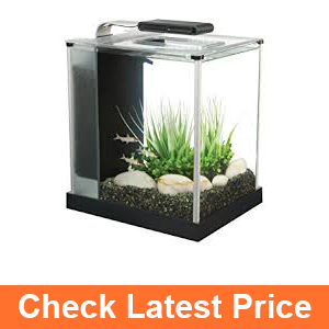 Fluval Spec III Aquarium Kit, 2.6-Gallon
