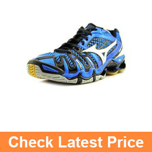 Mizuno Wave Tornado 8 Men Round Toe Synthetic