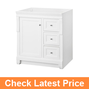 Foremost NAWA3021D Naples 30, W. x 21-Inch Depth Vanity
