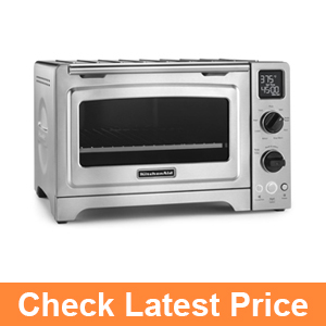 KitchenAid KCO273SS 12 Convection Bake Digital Countertop Oven