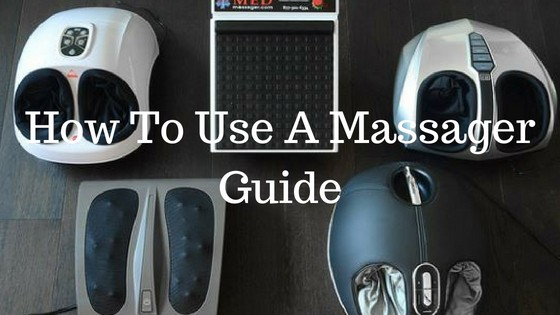 Guide For Using A Massager