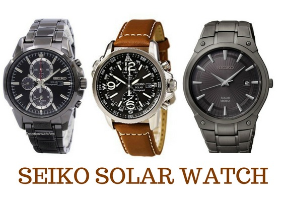 Seiko Solar Watch Problems Overall Review