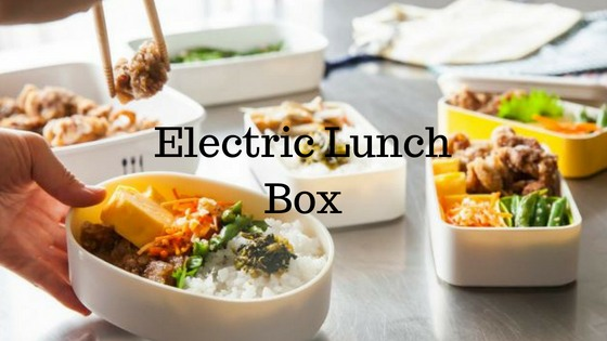 How Does Electric Lunch Box Work