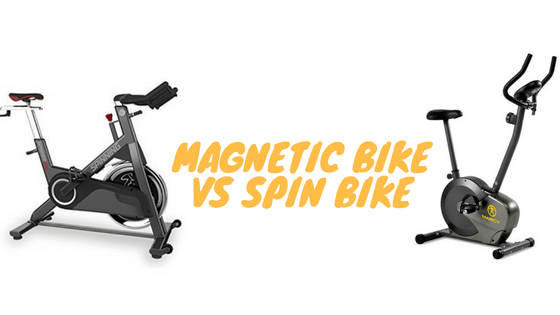 Magnetic Bike Vs Spin Bike Step By Step Guide
