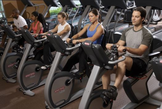 How to lose weight on a recumbent bike