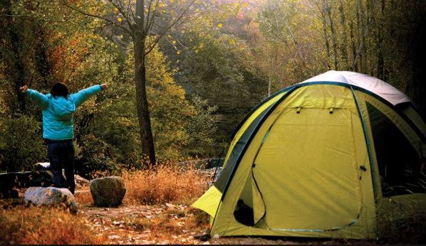 How to choose tent for backpacking