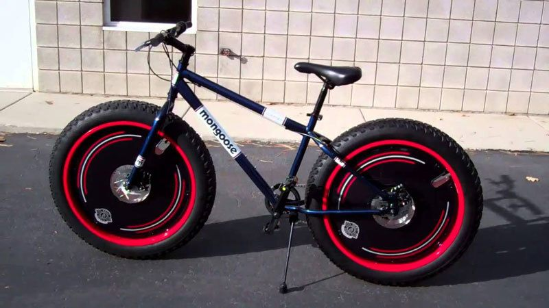 Mongoose Dolomite Fat Tire Bike Review