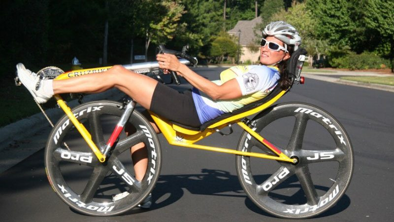 Recumbent Bike Vs Road Bike