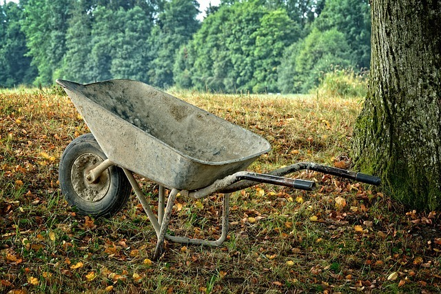 The usage of the Wheelbarrow