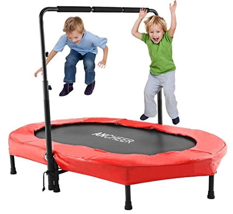 How Dangerous Are Trampolines 2