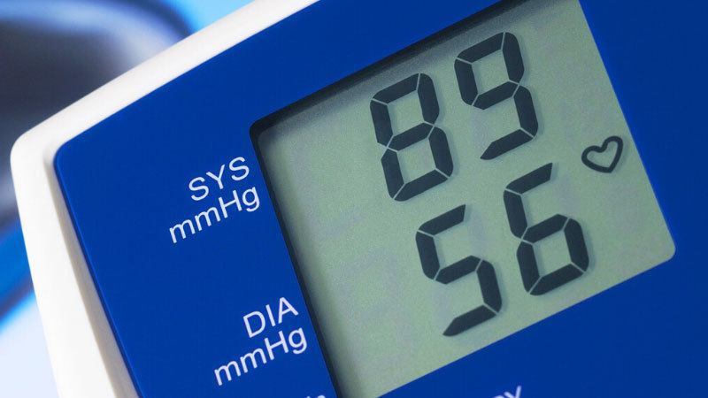 How to Control Low Blood Pressure