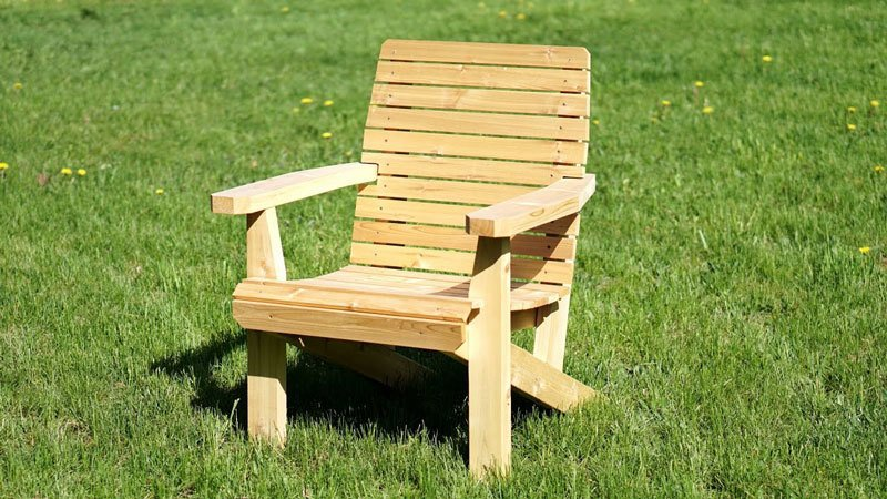 How to Make Lawn Chairs
