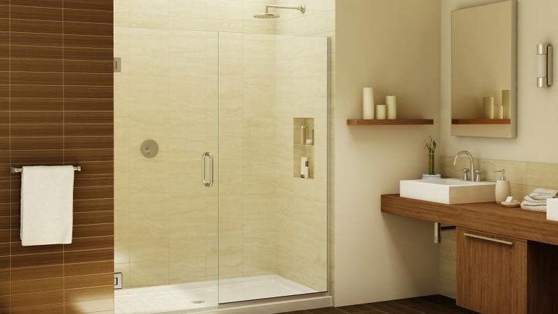 How to Install Frameless Shower Doors