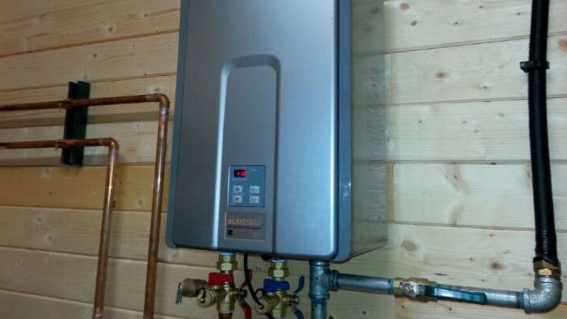 Tankless Gas Water Heater Pros and Cons