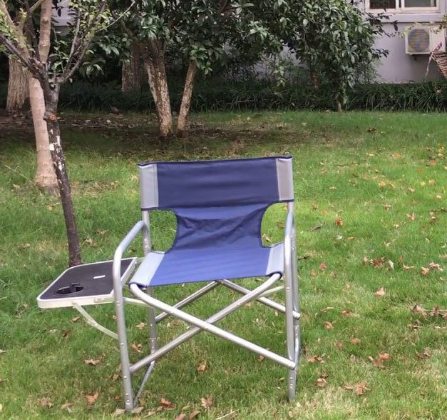 Coleman-Portable-Deck-Chair-with-Side-Table