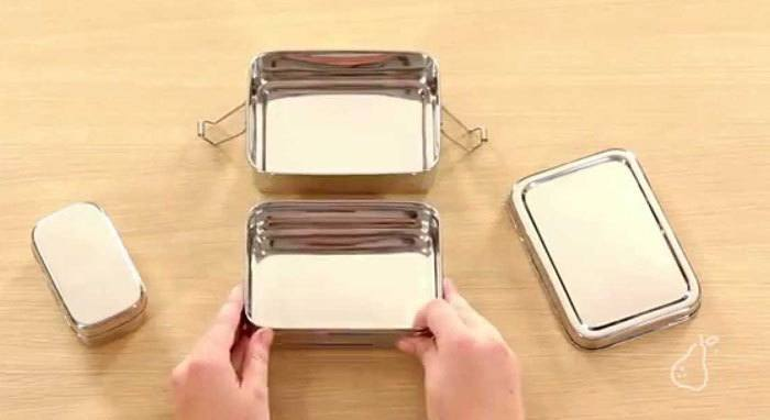 ECOLunchbox-3-in-1-Steel-Food-Container