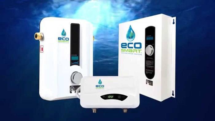 Ecosmart-Tankless-Water-Heater