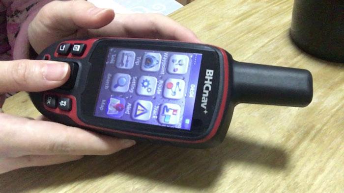 Handheld-GPS