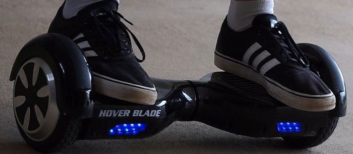 Ride-Hoverboard