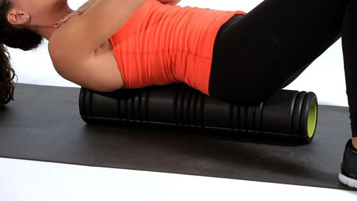How-To-Use-Foam-Roller-For-Back