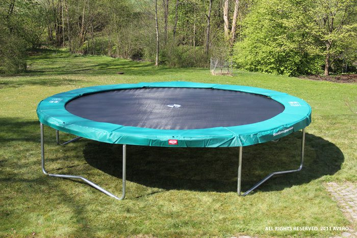 Measurement-of-The-Trampoline