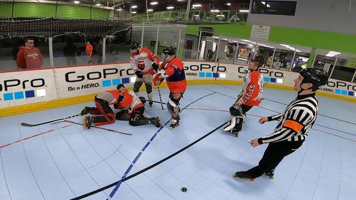 Play-Hockey