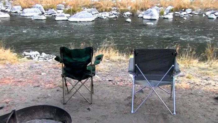 STRONGBACK-Elite-Folding-Camping-Chair-with-Lumbar-Support