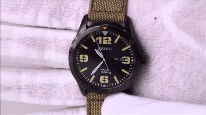 Seiko-SNE331-Core-Solar-Watch