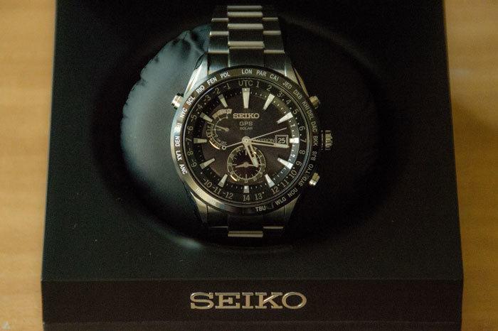 Seiko-Solar-Watch