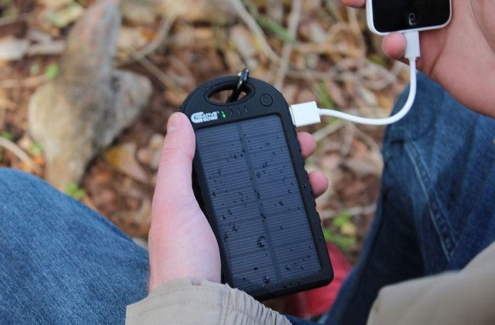 Solar-Charger-Work