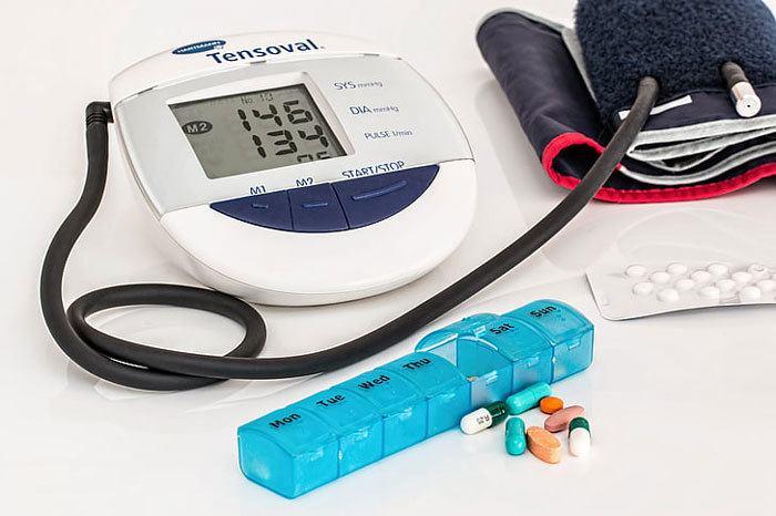 a-Blood-Pressure-Monitor