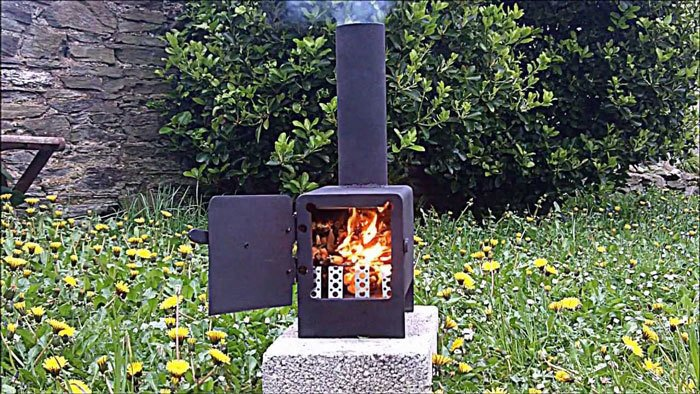 a-Small-Wood-Stove